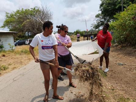 Pic 2 CIBC FirstCaribbean Adopt A Cause Curacao Zoo