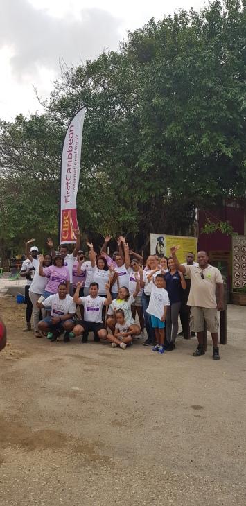 Pic 3 CIBC FirstCaribbean Adopt A Cause Curacao Zoo