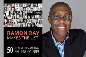 Ramon Ray 50 Influencers