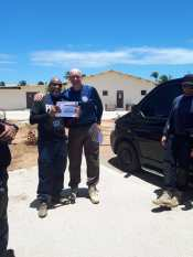 training K-9 Aruba 2019-2